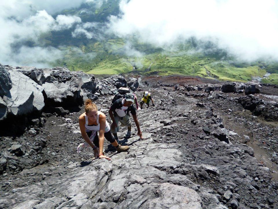 Mayon Volcano Trekking Tour