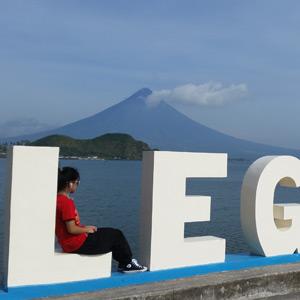 DALE (Daraga& Legazpi City) Tour